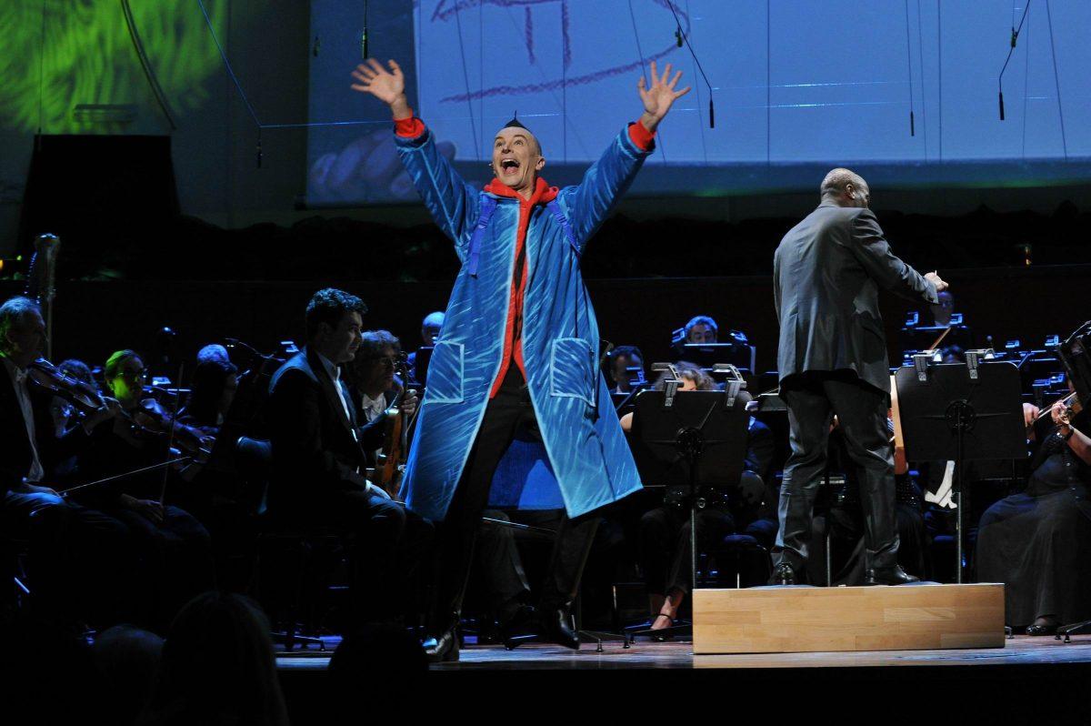 Musica a Teatro: Arturo Brachetti