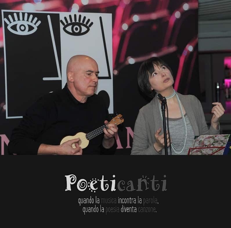 """Roberta Turconi e Paolo Proversi """"I Poeticanti"""""""