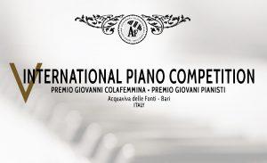 Non solo talent: Concorso Internazionale Pianistico 1