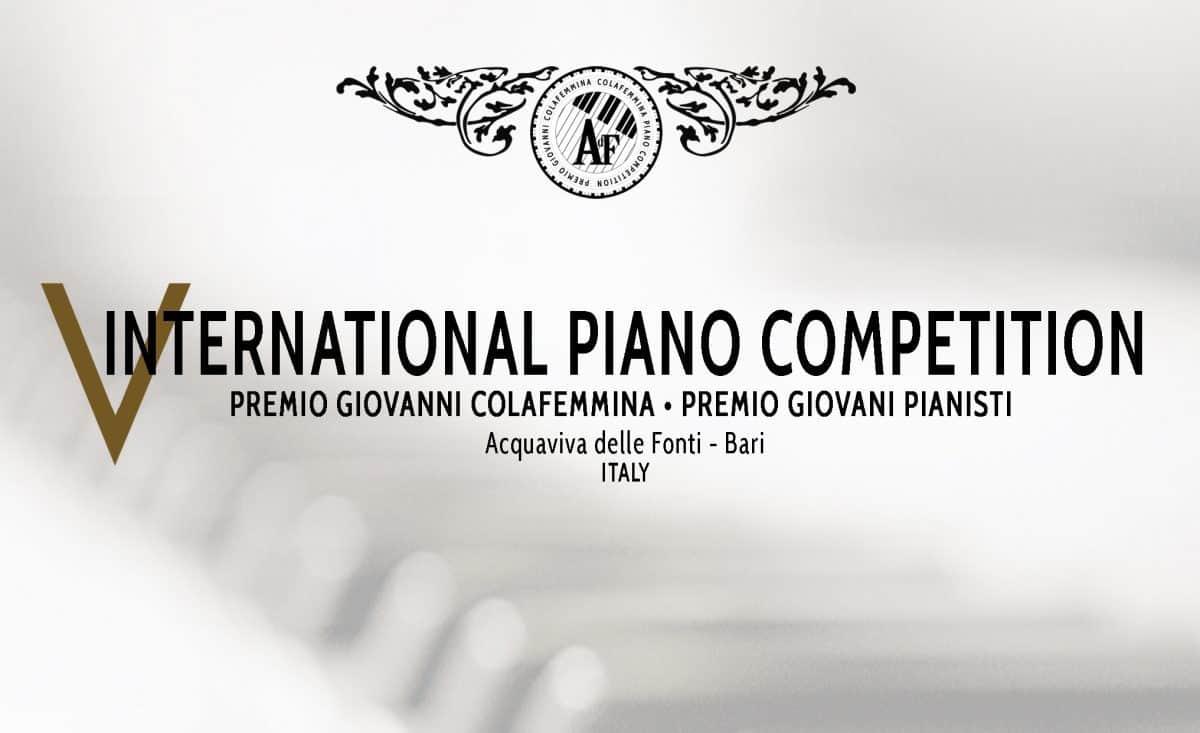 Non solo talent: Concorso Internazionale Pianistico