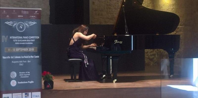 Concorso Internazionale Pianistico