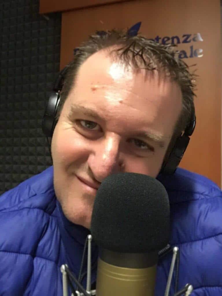 Gianluigi Pace Radio Potenza Centrale