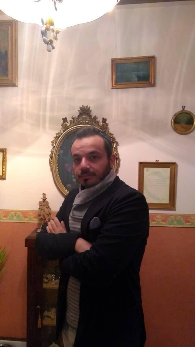 Sergio Cimmino – giornalista, autore e speaker