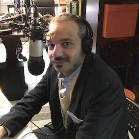 On Air 361: Sergio Cimmino – giornalista, autore e speaker