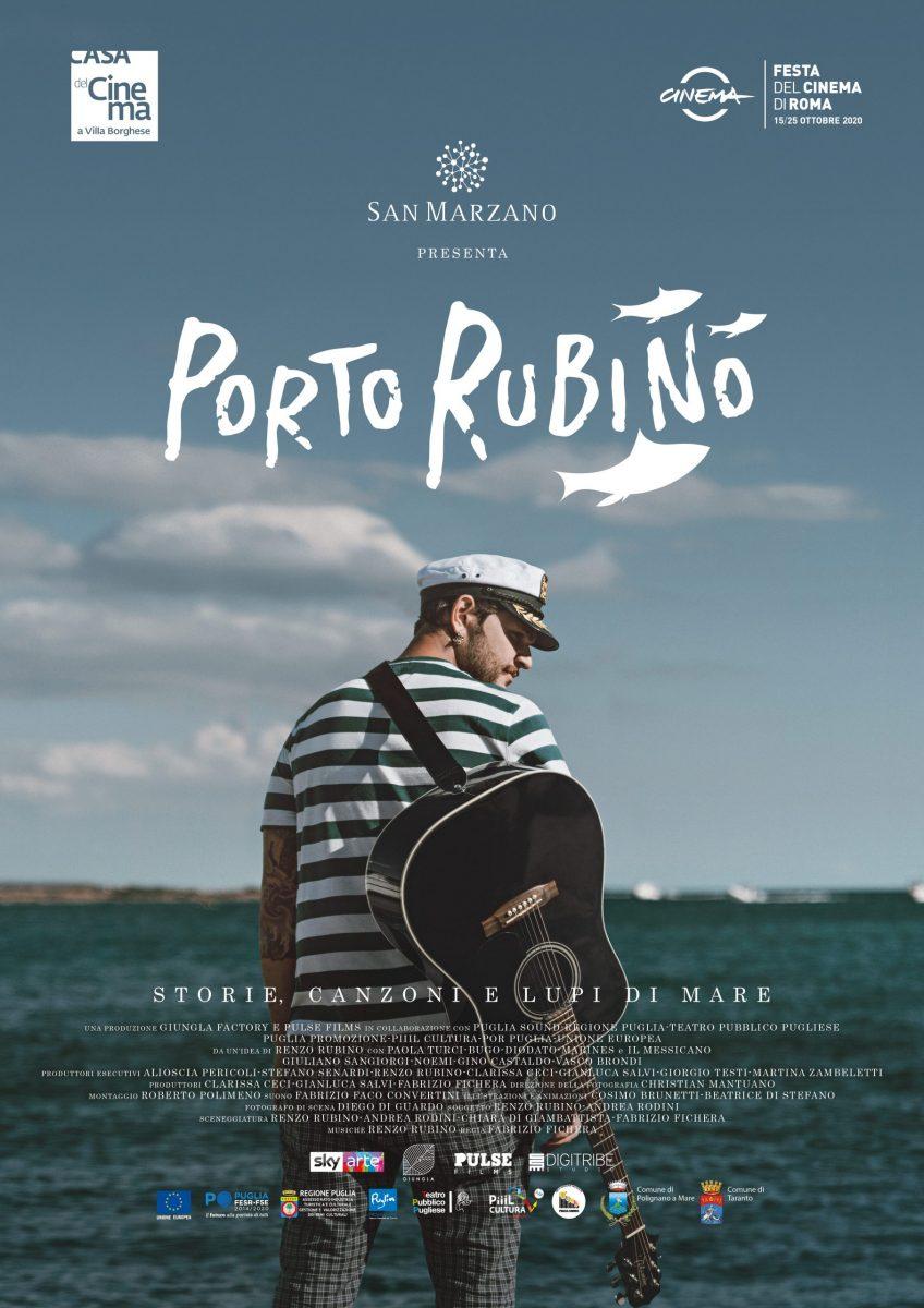"""Porto Rubino"" Sky Arte"