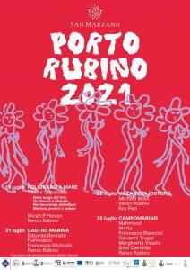 """""""Porto Rubino"""" Festival itinerante tra porti e grandi ospiti 5"""