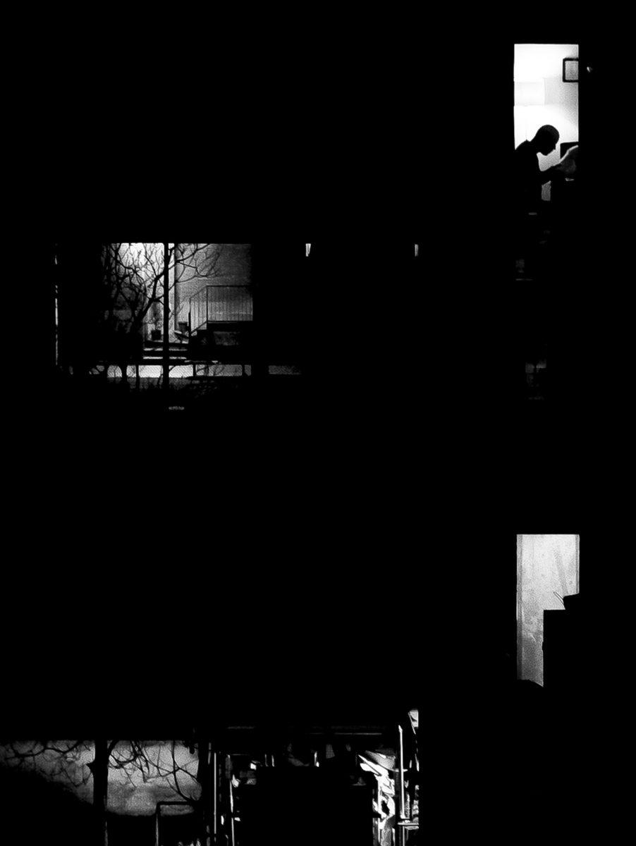 Vedere la musica: Quarantine shadows