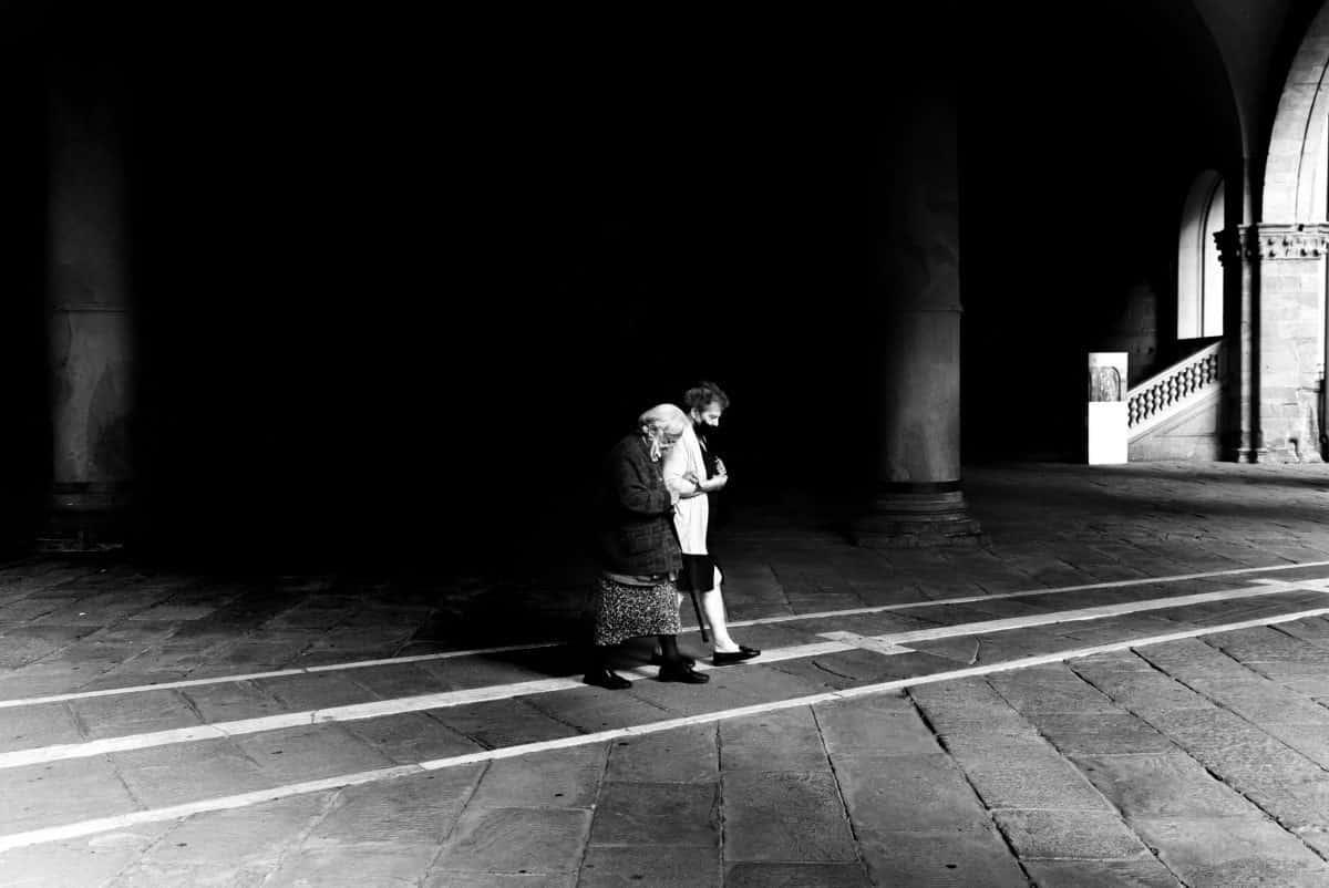 Vedere la musica: Alessandro Giugni la fine del cammino