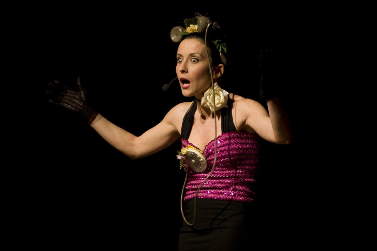 """Musica a Teatro: Debora Mancini e la """"Realtà"""""""