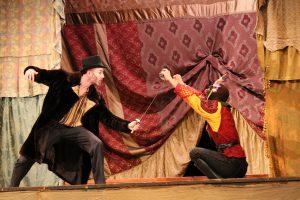 Musica a Teatro: Sacha Oliviero 1