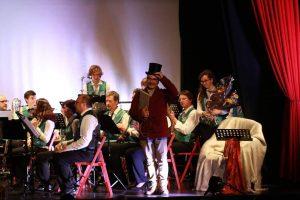 """Musica a Teatro: Sergio Scorzillo """"L'intervista"""" 2"""