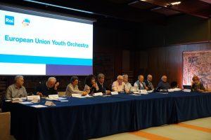 Non solo talent: European Union Youth Orchestra 2