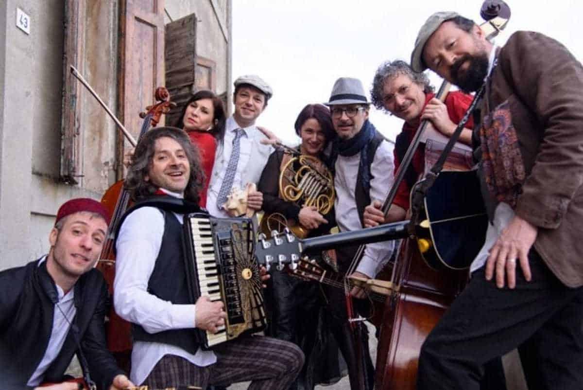 Piccola Orchestra Ochtopus - vincitore scorsa edizione