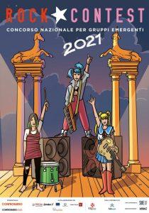 Non solo talent: Rock Contest 2021 under 35 2