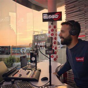 On Air 361: Davide Mannone di Radio Globo 1
