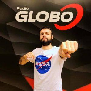 On Air 361: Davide Mannone di Radio Globo 2