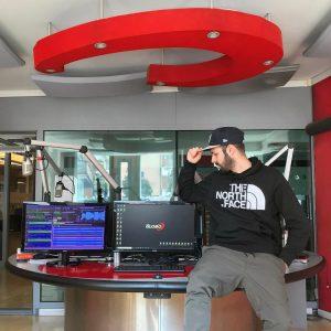 On Air 361: Davide Mannone di Radio Globo