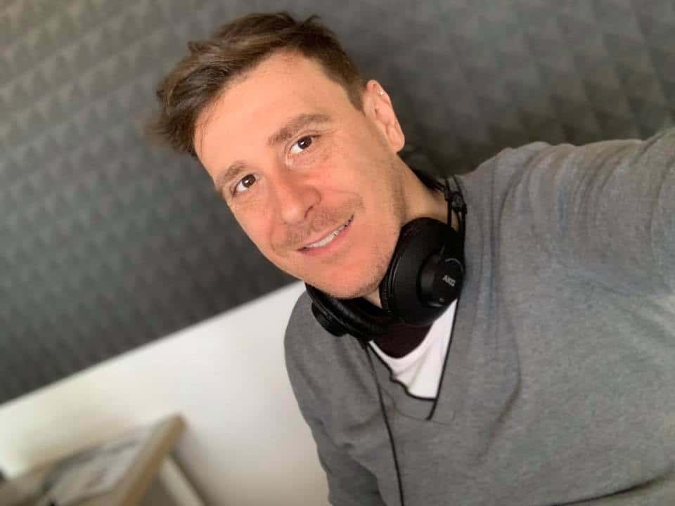 On Air 361: Mirko Bassi di Mai Contro Cuore negli studi di White Radio