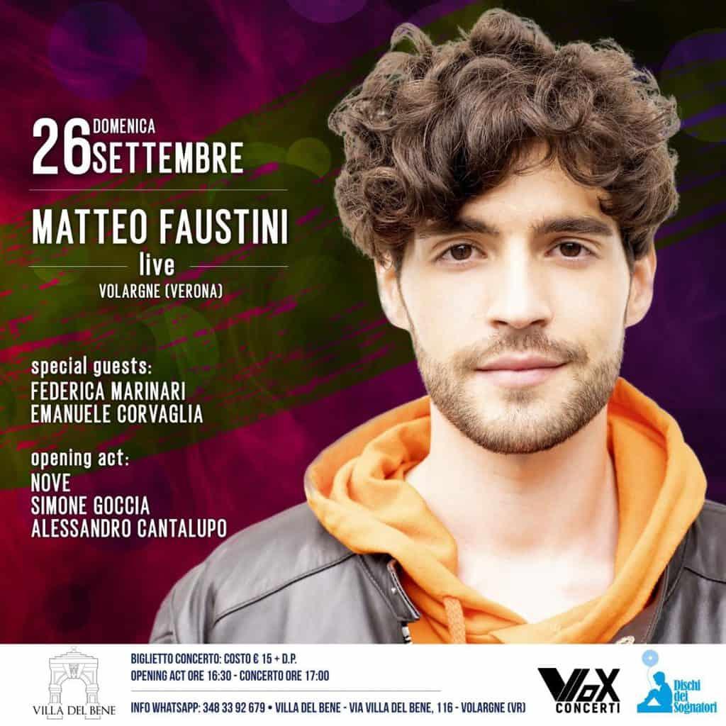 """Dentro la Canzone: Matteo Faustini """"1+1"""" 1 26 settembre 2021"""