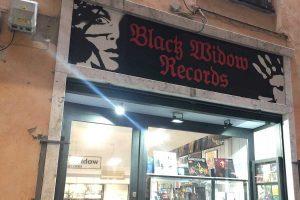 Etichette discografiche indipendenti: Black Widow Records 1