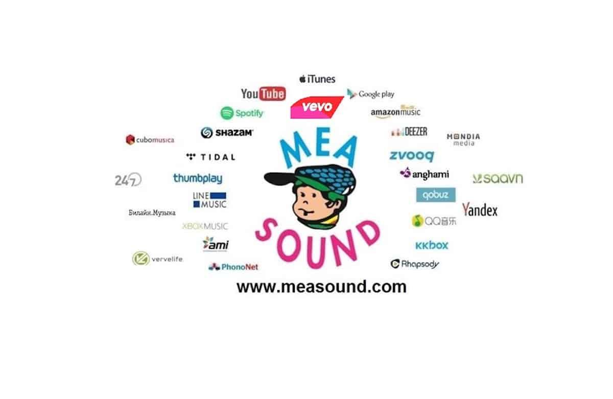 Etichette discografiche indipendenti: Mea Sound - Logo