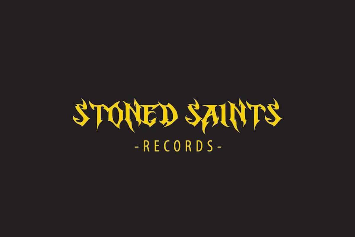 Stoned Saints Records -Logo