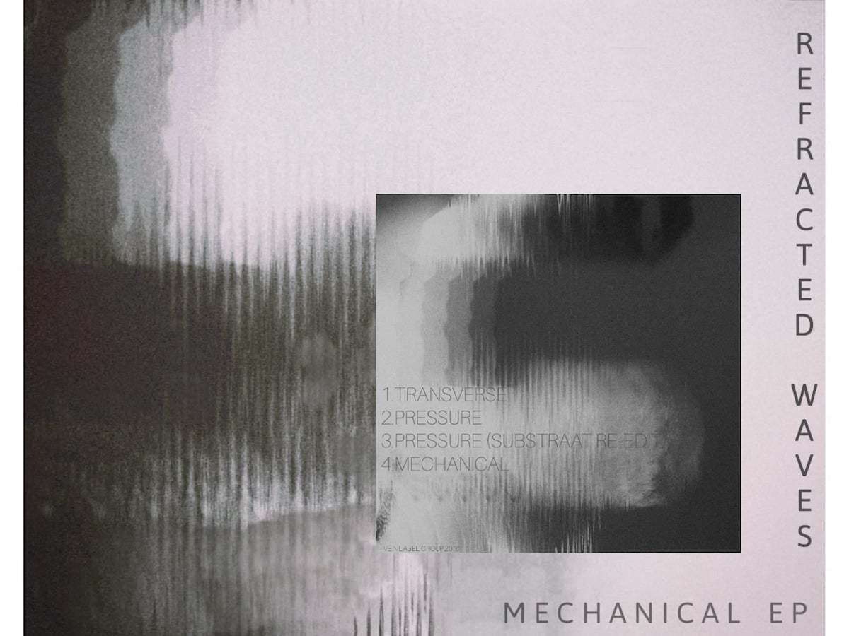 Etichette discografiche indipendenti: Vein Label Mechanical EP by Refracted Waves2