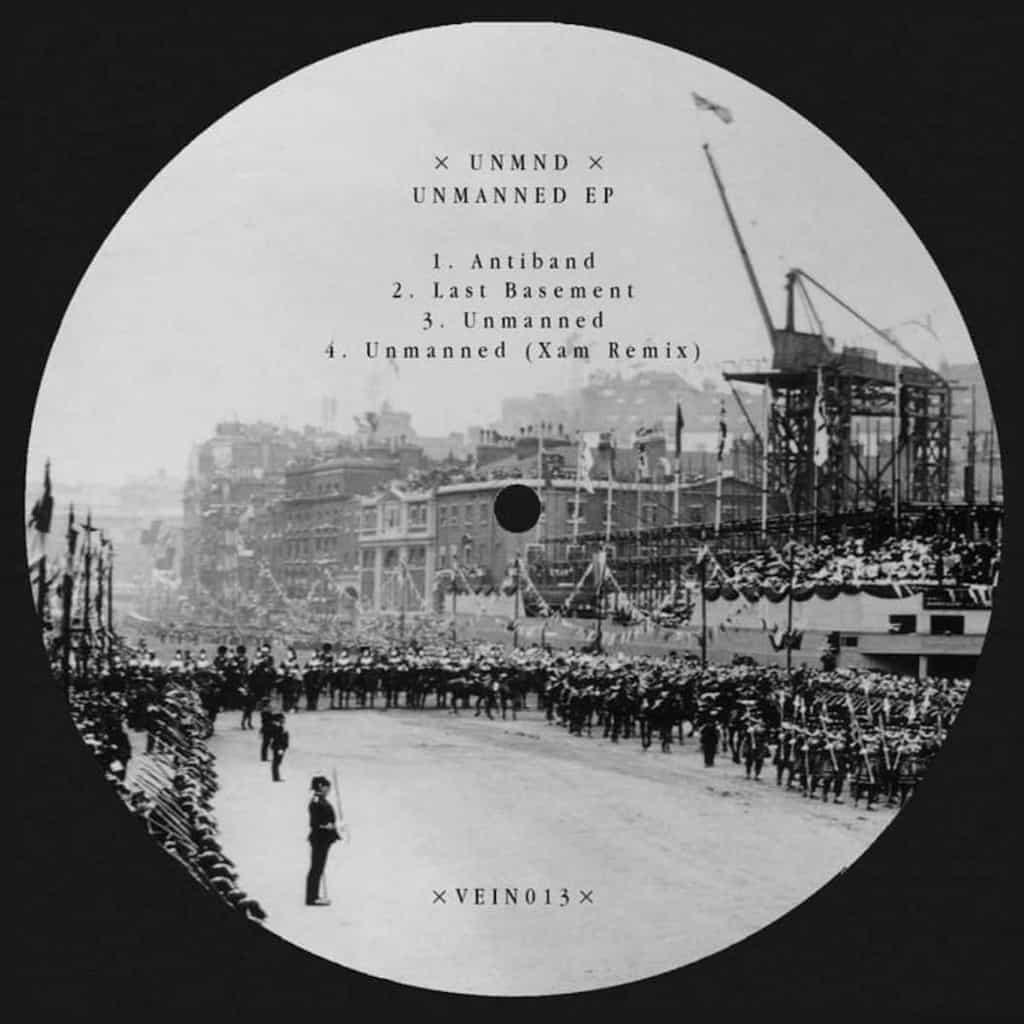 Etichette discografiche indipendenti: Vein Label Unmanned EP by UNMND3