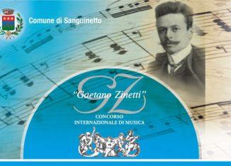 """Non solo talent: Premio musicale """"Gaetano Zinetti"""""""