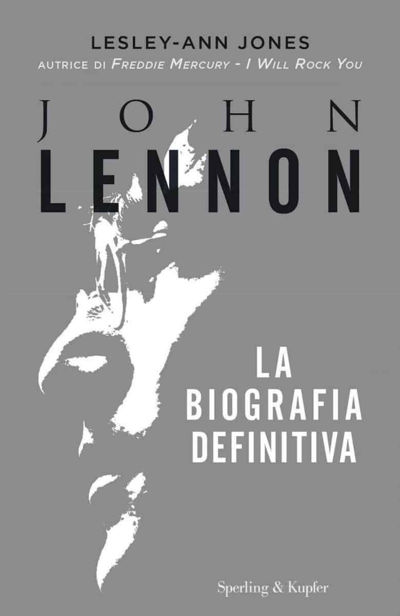 "#Notedicarta: John Lennon ""La biografia definitiva"" copertina libro"