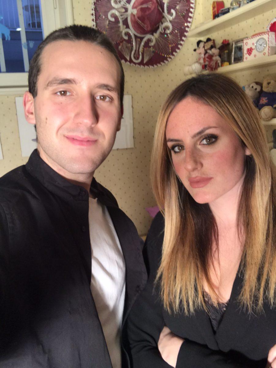 On Air 361: Giammarco e Alice di Radio Selfie Cara Casa